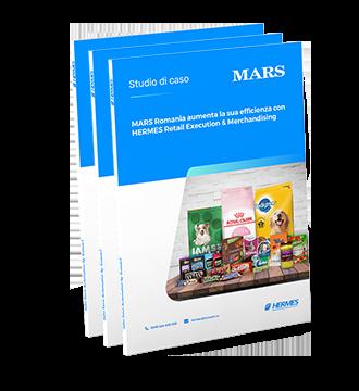 MARS Romania aumenta la sua efficienza con HERMES Retail Execution & Merchandising