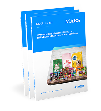 MARS România își crește eficiența cu HERMES Retail Execution & Merchandising