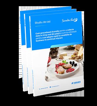 Scandia Foods, mai agilă cu HERMES SFA