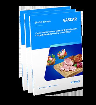 Vascar migliora la sua capacità di distribuzione e la gestione delle vendite con HERMES
